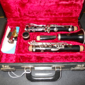 Used Instrument: Noblet Clarinet--#33901