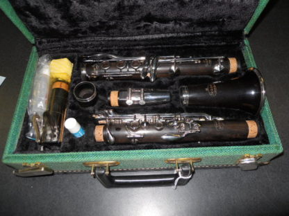 Used Instrument: Noblet Clarinet--#A5784