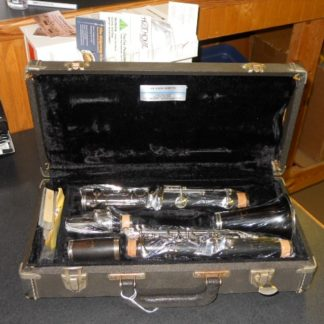 Used Instrument: Normandy Clarinet--#95983