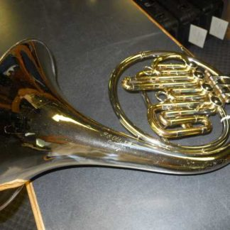 Used Instrument: Olds Bb French Horn--#667847