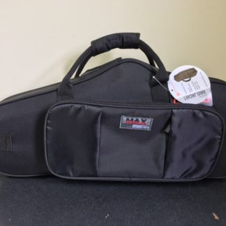 Horn Hospital carries the Pro-Tec Alto Saxophone MAX Case in Black