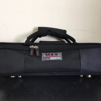 Horn Hospital carries the Pro-Tec MAX Flute Case in Black