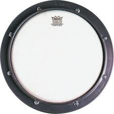 Percussion Players: Remo 8 Inch Tunable Practice Pad