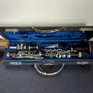 Eb Selmer K Series Wooden Clarinet