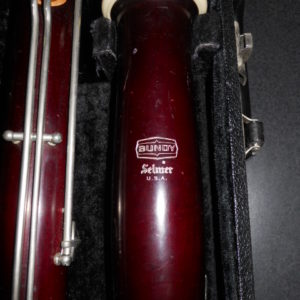 Used Instrument: Selmer Bassoon--#8571