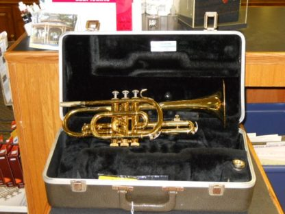 Used Instrument: Selmer Bundy Cornet--#382407