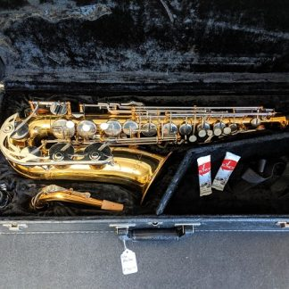 This Vito is a durable instrument for marching band.