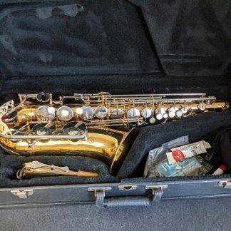 This Vito is a nice sax for marching band.