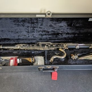 Bass Clarinet For Sale!